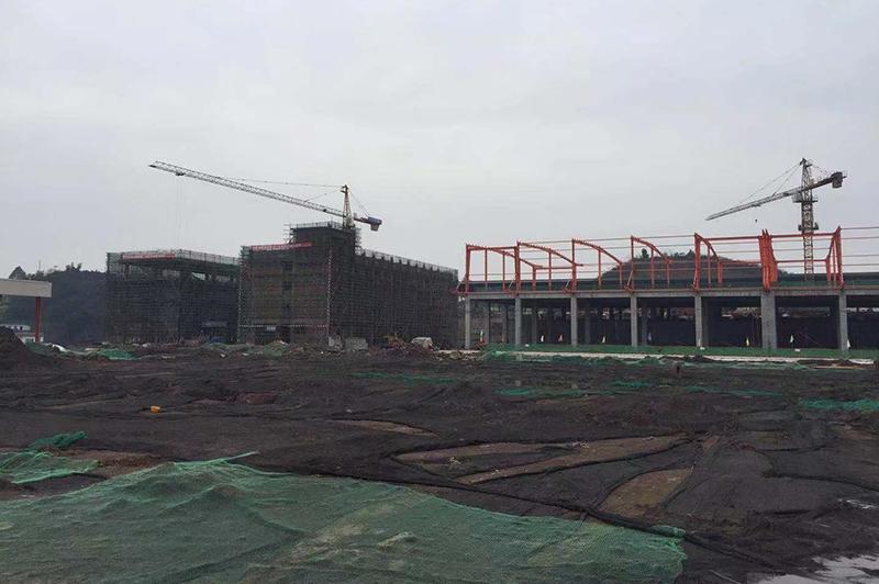 宜宾传化公路港二期项目施工总承包工程